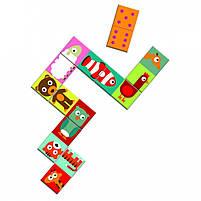 Гра дитяче доміно склади тварина djeco (DJ08165), фото 5