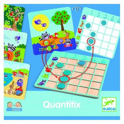 Игра настольная Quantitix Djeco (DJ08358)