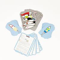 Настільна карткова гра сардини djeco (DJ05161), фото 3