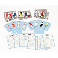 Настільна карткова гра сардини djeco (DJ05161), фото 5