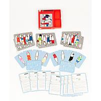 Настільна карткова гра сардини djeco (DJ05161), фото 7