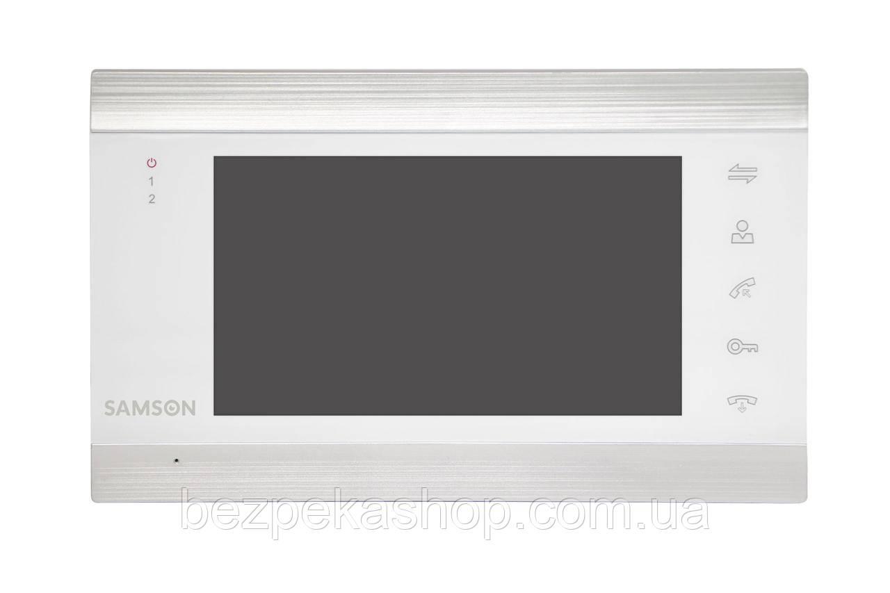 SW-76HW (white), монiтор вiдеодомофону