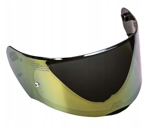 Визор Зеркальный для шлемов LS2 FF353 / FF320 Золотой