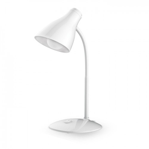Настольная лампа Feron DE1727 7W 5000К Белая