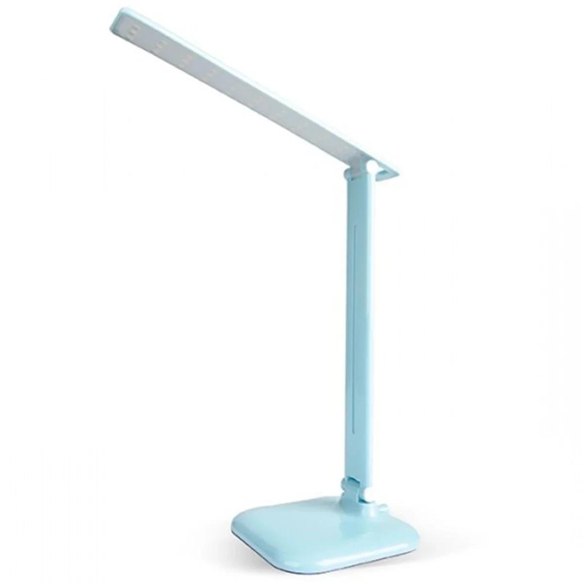 Настольная лампа Z-LIGHT 50104 9w 4000К Голубая