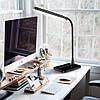 Настольная лампа Feron DE1732 6W 3000К-4000К-6000К 400lm Черная, фото 3