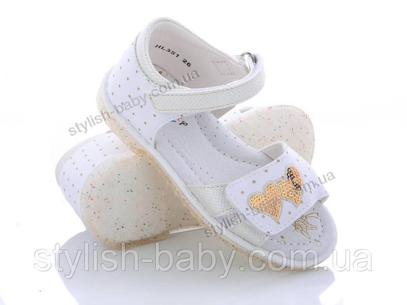 Детская летняя обувь оптом. Детские босоножки 2020 бренда Kellaifeng - Bessky для девочек (рр. с 26 по 31)