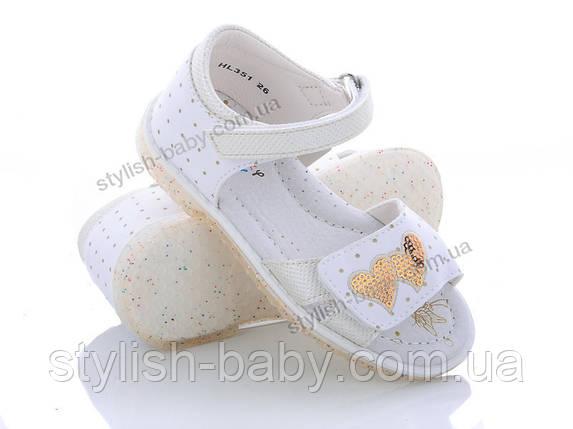 Детская летняя обувь оптом. Детские босоножки 2020 бренда Kellaifeng - Bessky для девочек (рр. с 26 по 31), фото 2