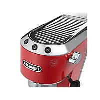 Ріжкова кавоварка еспресо Delonghi EC 685.R (уцінка), фото 6