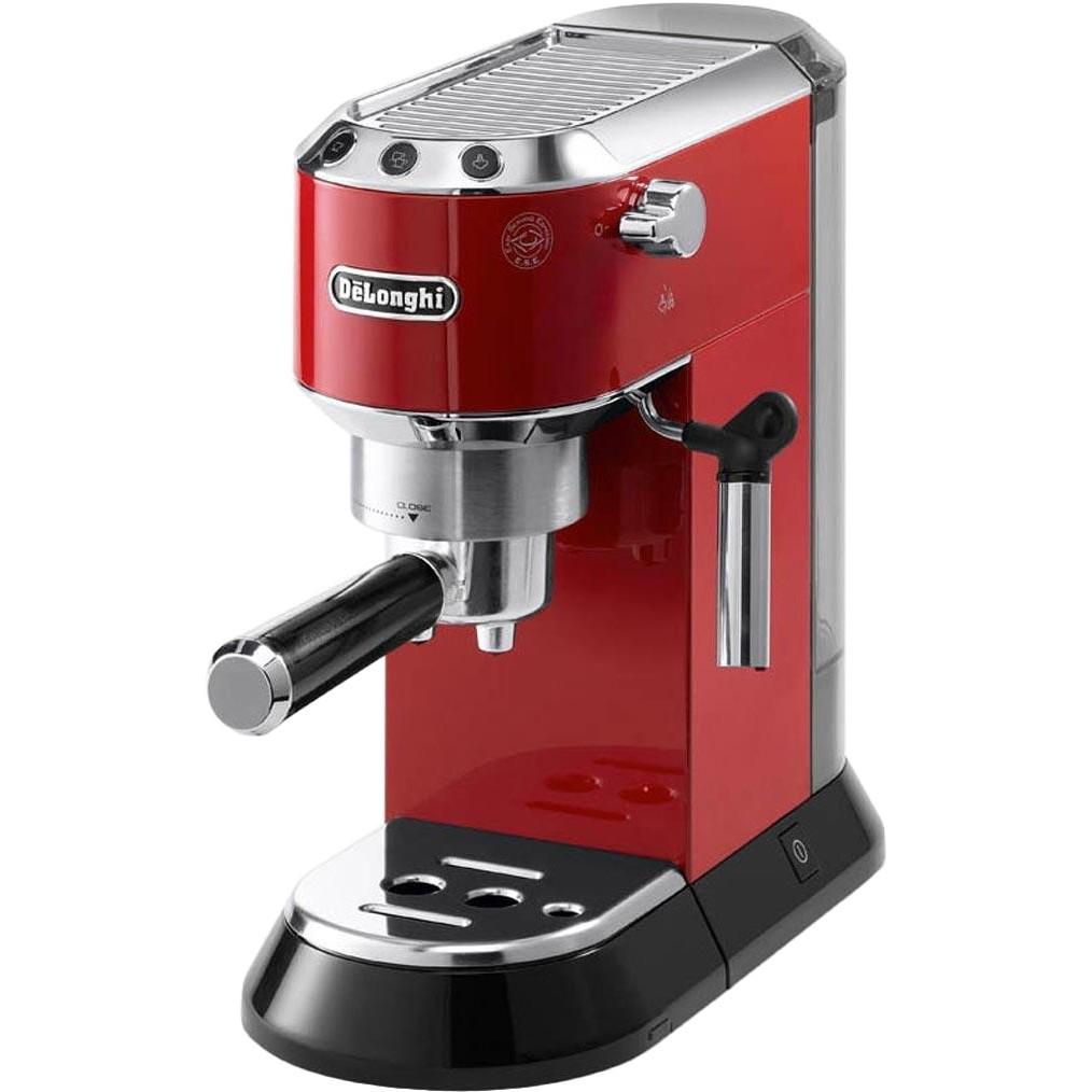 Ріжкова кавоварка еспресо Delonghi EC 685.R (уцінка)