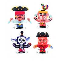 Фігурки заводні зроби сам пірати Djeco (DJ07931), фото 2