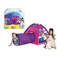 Палатка игровая единорог с туннелем micasa (402-18), фото 3