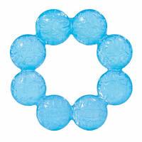 INFANTINO Прорезыватель для зубов с водой, голубой