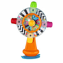Розвиваюча іграшка вертушка сонечко Infantino (316139I), фото 2