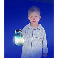 Светильник Расскажи мне историю, голубой Infantino (004854I), фото 3