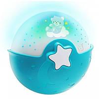 Світильник спокійні сни блакитний Infantino (004627I), фото 2