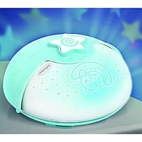 Світильник спокійні сни блакитний Infantino (004627I), фото 3