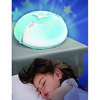Світильник спокійні сни блакитний Infantino (004627I), фото 6