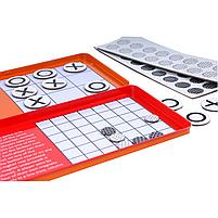 Магнітна міні гра хрестики-нулики 4×4 (18), фото 2