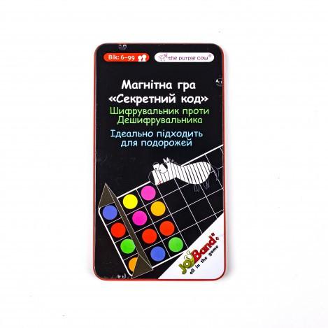 Магнитная мини игра секретный код (583)
