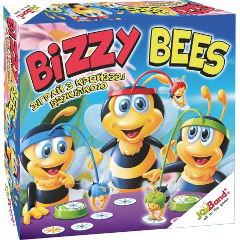 Настольная игра пчёлки bizzy bees (70000)