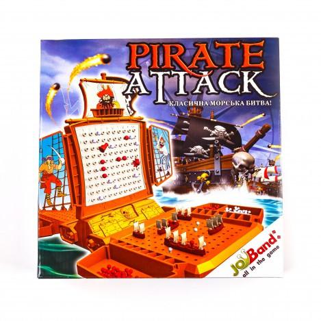 Настільна гра: морський бій (12200)