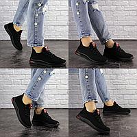 Женские черные кроссовки Ace 1580