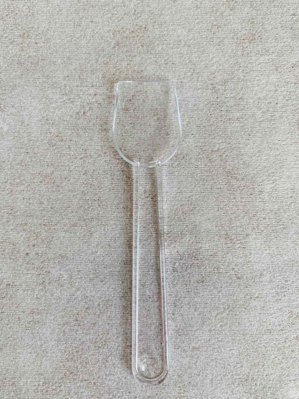 Лопатки для мороженого пластиковые 100 штук