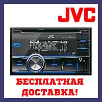 2-DIN CD/MP3-ресивер JVC KW-SD70BTEYD, фото 1