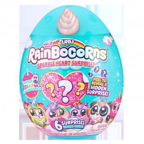 Мягкая игрушка-сюрприз Rainbocorn-G (серия Sparkle Heart Surprise 2)