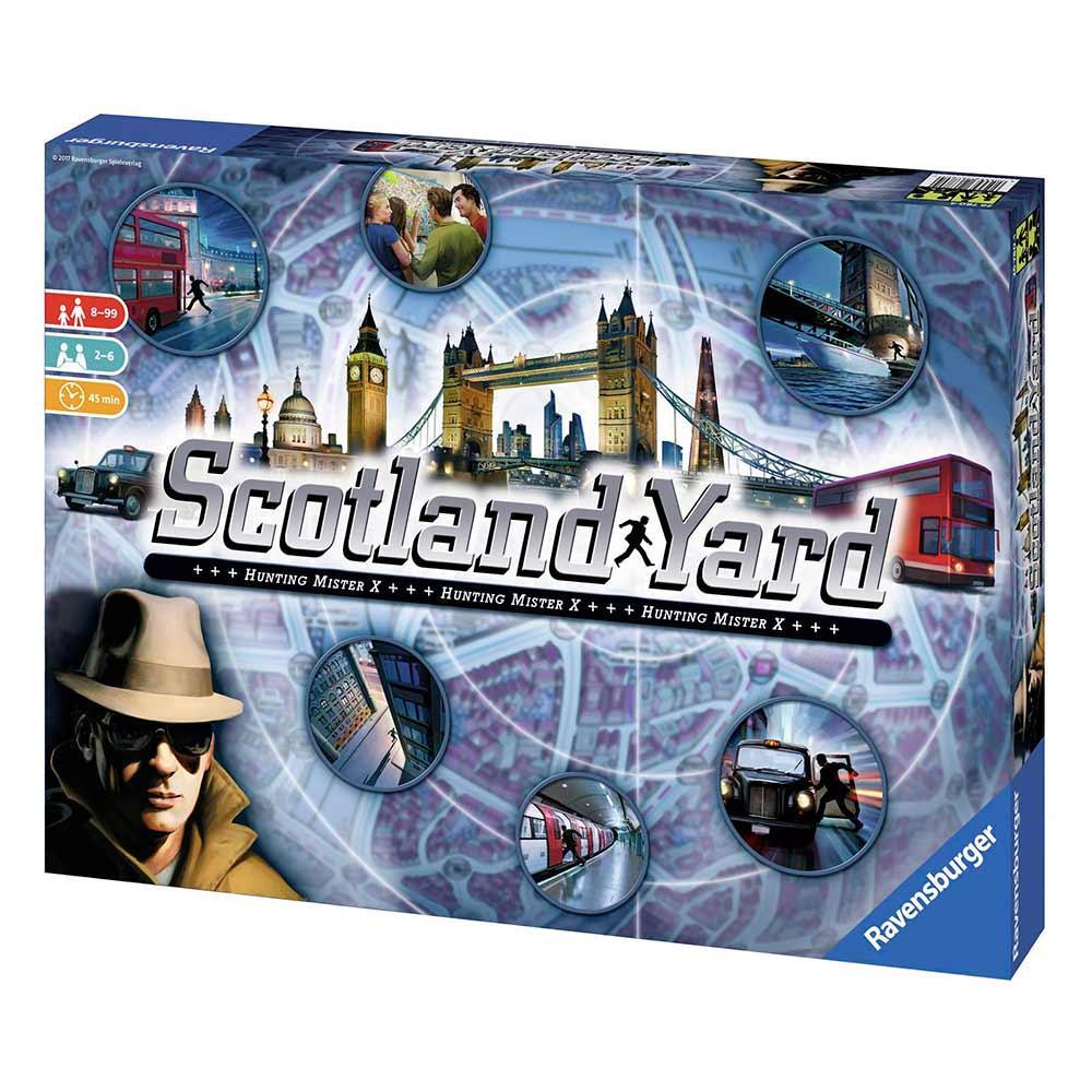 Настольная игра Scotland Yard Ravensburger (26007)