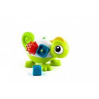 Развивающая игрушка sensory хамелеон (005215S), фото 6