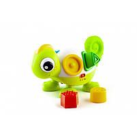 Развивающая игрушка sensory хамелеон (005215S), фото 7