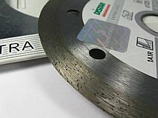 Алмазный диск по керамике 125х1,2 мм Distar 1A1R Decor slim, фото 3