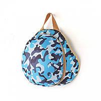 Рюкзак supercute мілітарі-блакитний (SF026-a), фото 7