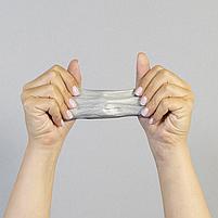 Розумний пластилін Thinking Putty срібна вода (магнітний) (ti16002), фото 3