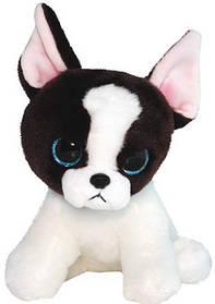 М'яка іграшка ty beanie babies бульдог gabe 15 см (36274)