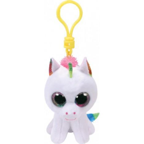 Мягкая игрушка ty beanie boo's единорог pixy 12 см (35040)