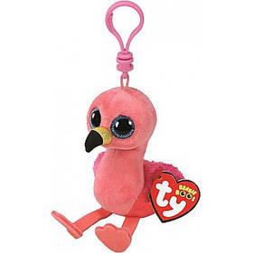 М'яка іграшка ty beanie boo's фламінго gilda 12 см (35210)