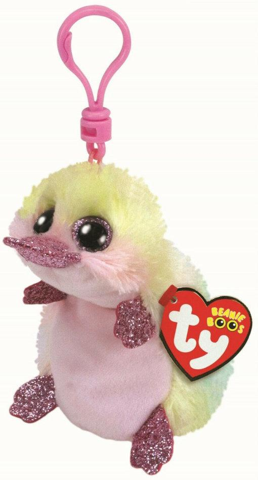 М'яка іграшка ty beanie boo's качкодзьоб petunia 12 см (35220)