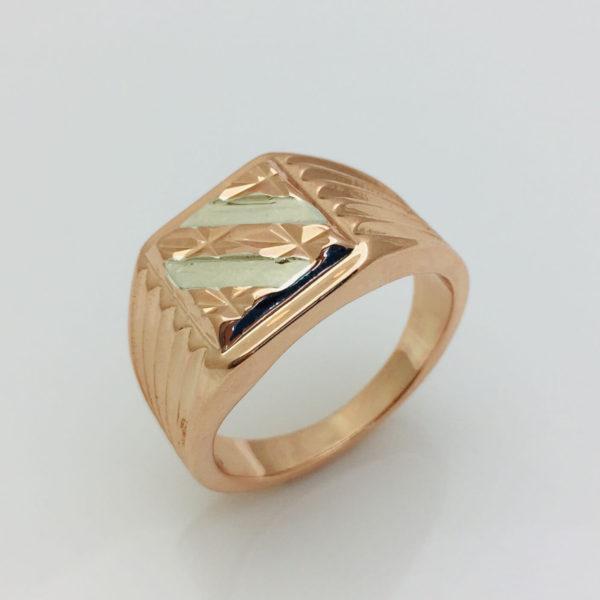 Перстень мужской Бард, размер 18, 19, 20, 21, 22