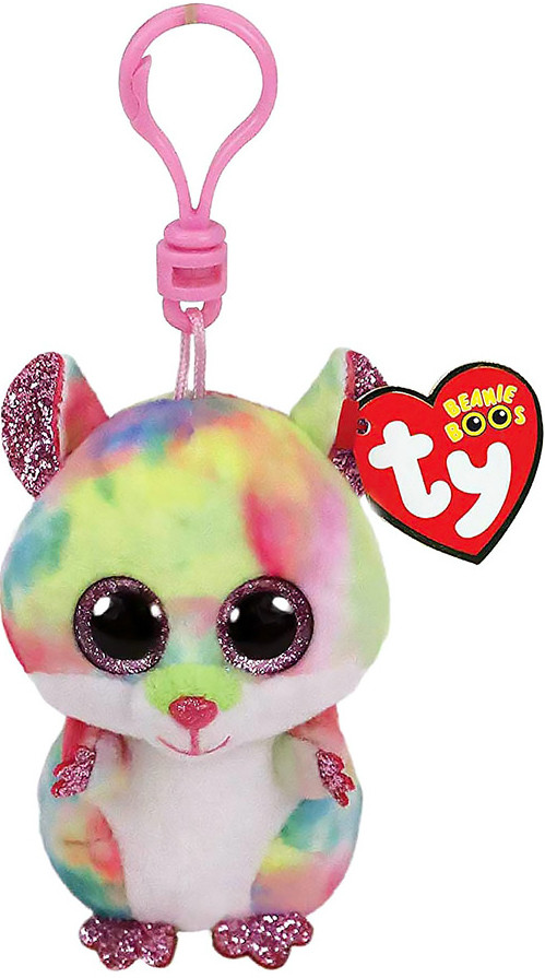 М'яка іграшка Ty beanie boo's хом'як rodney 12 см (36558)
