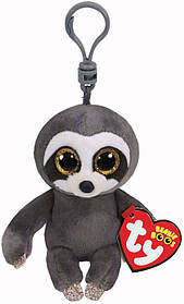 М'яка іграшка ty beanie boo's лінивець dangler 12 см (36559)