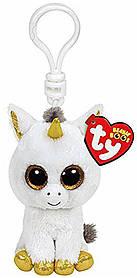 М'яка іграшка ty beanie boo's єдиноріг pegasus 12 см (36640)