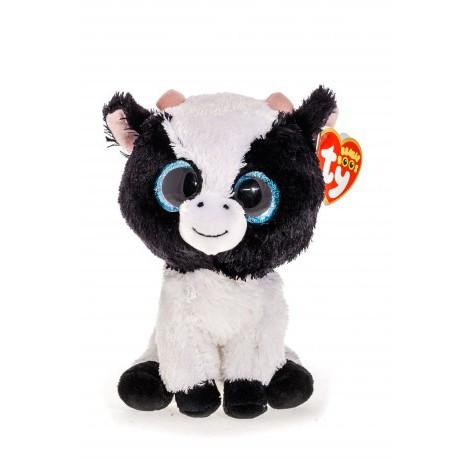 М'яка іграшка Ty beanie boo's корівка 15 см (36841)