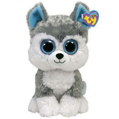 М'яка іграшка Ty beanie boo's хаскі slush 25 см (36902)