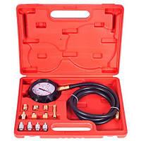 Тестер давления масла в двигателе и АКПП Alloid, 12 предм. (Т-5041)