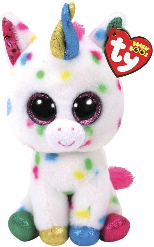 М'яка іграшка Ty beanie boo's єдиноріг harmonie 25 см (37266)