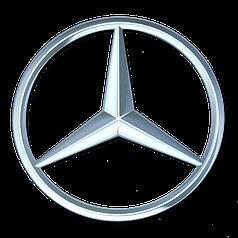 Колпачки и наклейки для дисков Mercedes Benz мерседес