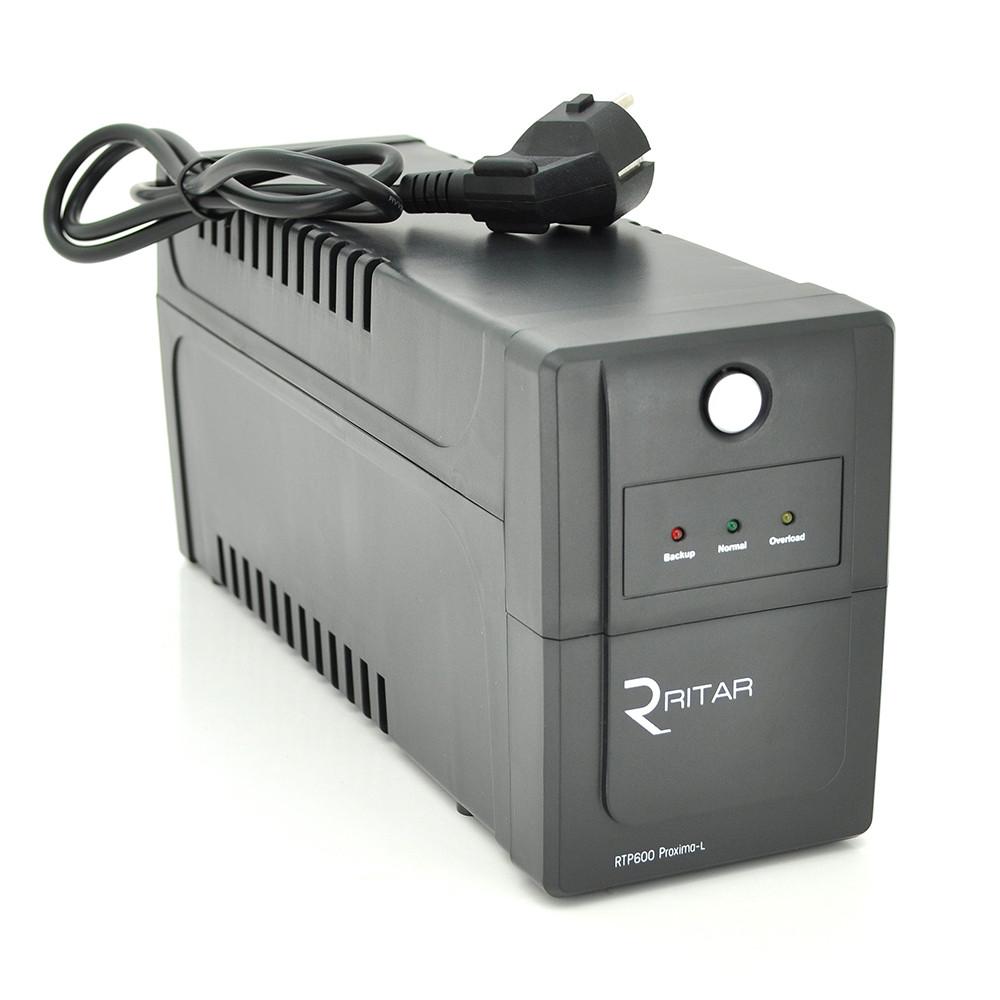 Источник Бесперебойного Питания Ritar RTP800 (480W)
